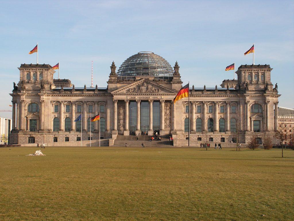 Rigsdagen – Reichstag er et besøg værd