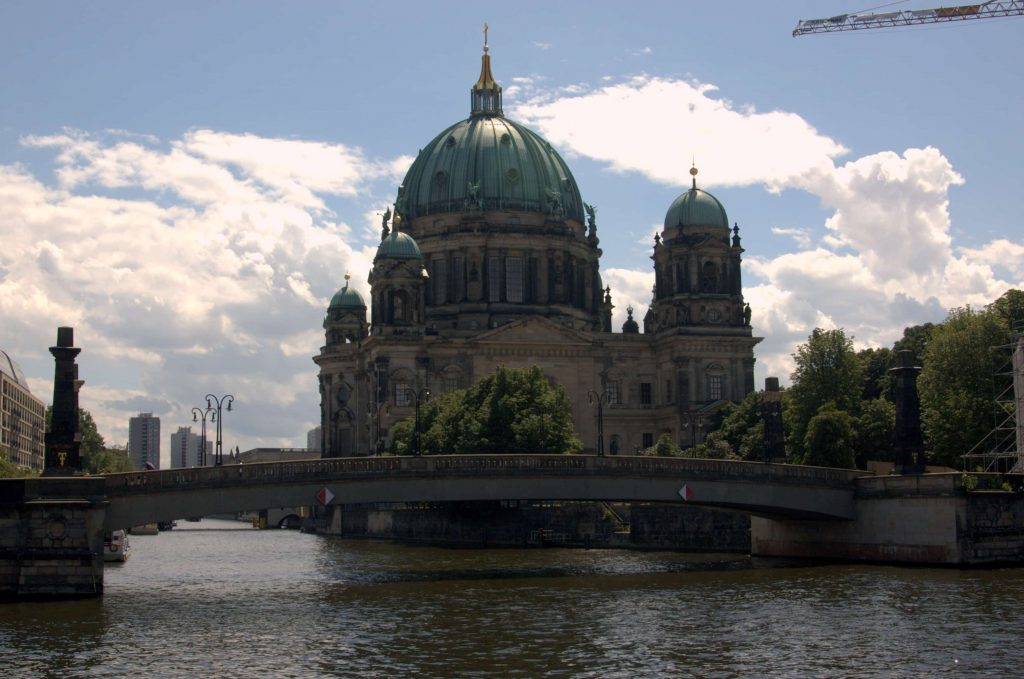Museum i Berlin: kunst, natur, videnskab