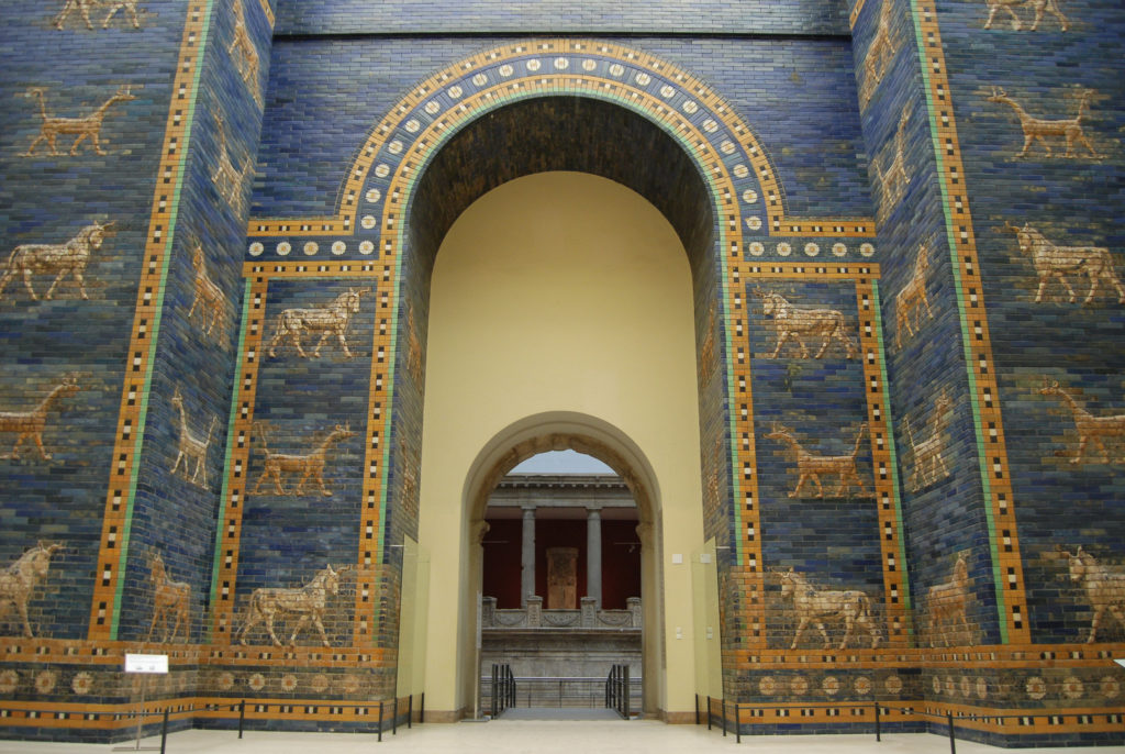 Pergamon museet – antikken, islamisk kunst