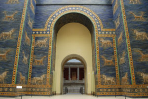 Ishtar Port, Pergamon museum, Berlin.